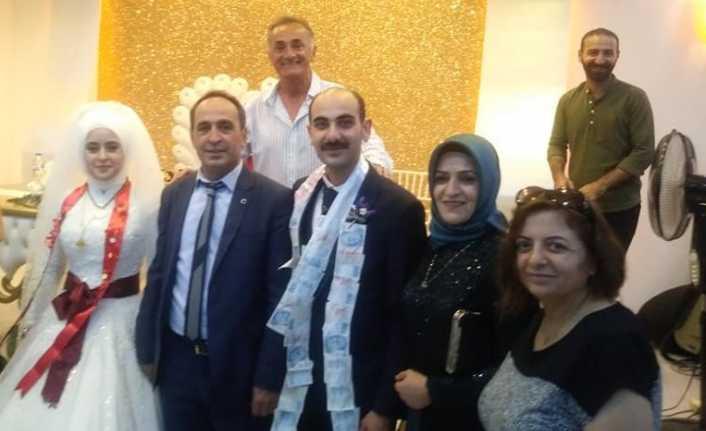 Turan ailesinin mutlu günü