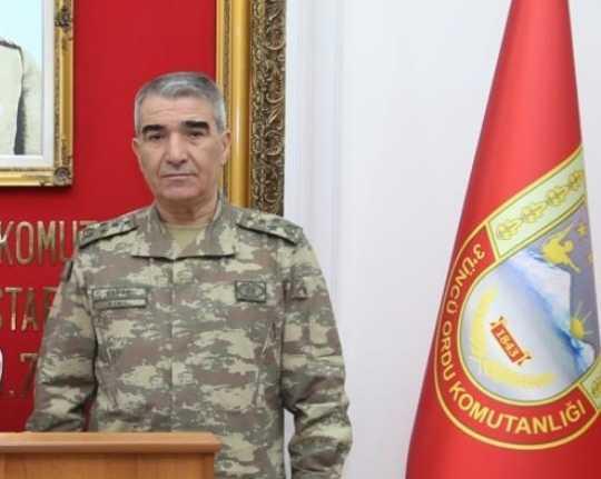 3'üncü Ordu Komutanı İsmail Serdar Savaş emekliye sevk edildi