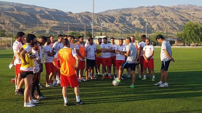 Grassroots-C Antrenör Lisans Kursu devam ediyor