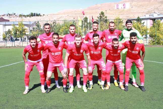 Erzincan Ulalarspor Puanla Başladı