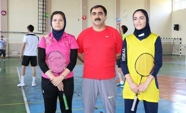 İranlı Sporcular Erzincan'da