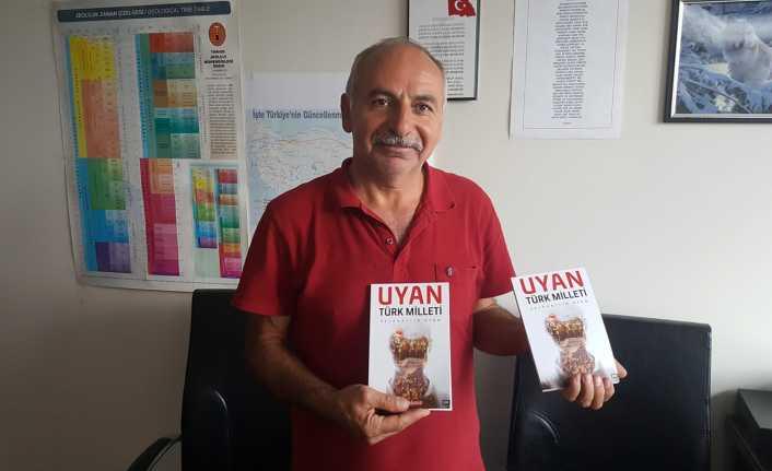 Selahattin Ayan'ın ilk şiir kitabi çıktı!