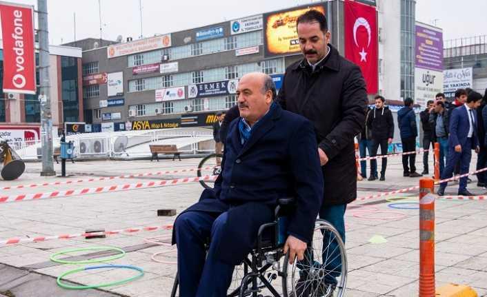 Engellilerin Yaşadıkları Güçlükler Gözler Önüne Serildi