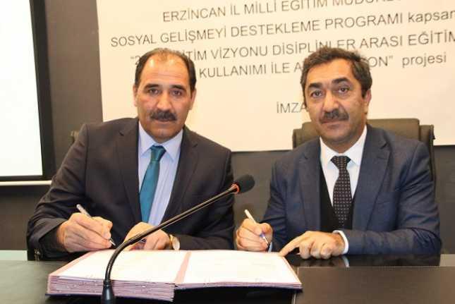 MEM ile KUDAKA işbirliği protokolü imzalandı