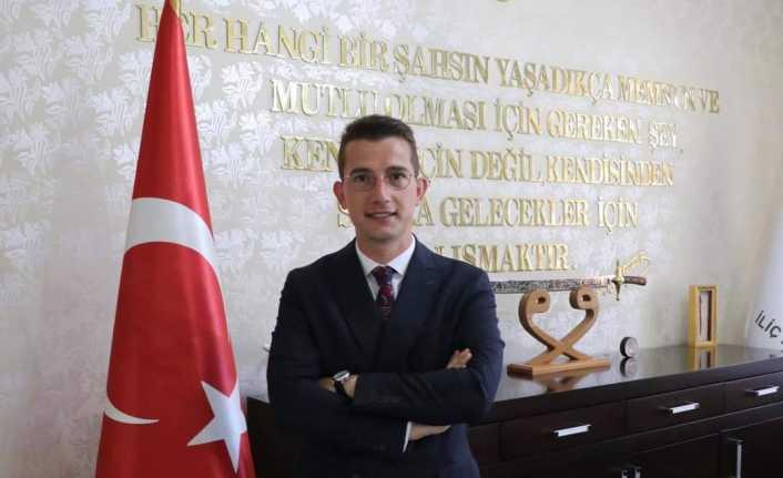 Kaymakam Kaptanoğlu'nun 'Covid-19' testi pozitif çıktı
