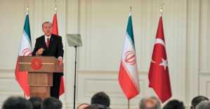 Cumhurbaşkanı Erdoğan, yaptırımları kabul etmeyeceklerini söyledi