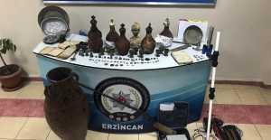 Erzincan merkezli kaçakçılık operasyonu