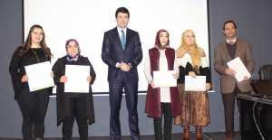 Erzincan'a 7 Avrupa Kalite Ödülü