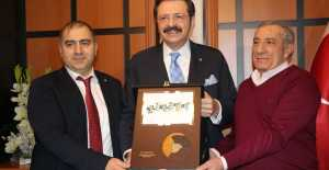 Hisarcıklıoğlu: Türkiye'yi tekrar büyütmeye devam edeceğiz