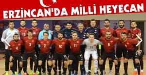 Mumcu, Erzincanlıları A Milli Maça Davet Etti