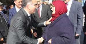 CHP Genel Başkan Yardımcısı Orhan Sarıbal, Erzincan'da