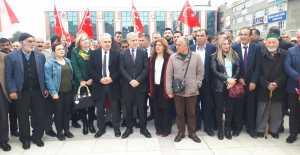 CHP  Kılıçdaroğlu'na  yapılan saldırıyı kınadı