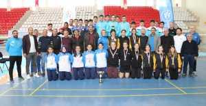 Erzincan Spor Lisesi Türkiye Şampiyonu