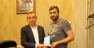 ERHAVDER'den Başkan Tanoğlu'na ziyaret