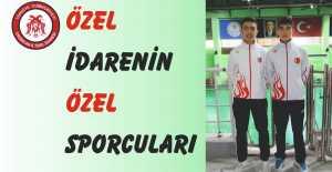 Erzincan'ın Yeni Milli Gururları