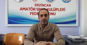 Erzincan U14 grup maçlarına ev sahipliği yapacak