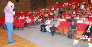 Dr. Oğuzhan Aydın: Anadolu İrfanının Temeli Edeptir