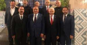 Ankara'da bir araya geldiler