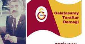 Erzincan Galatasaray Taraftar Derneği Kuruluyor