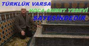 Oğuzhan Aydın Hoca ''Ahmet Yesevî'yi'' anlattı
