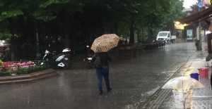 Erzincan 2 kat fazla yağış aldı