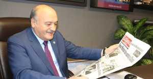 Süleyman Karaman'da pozitif çıktı