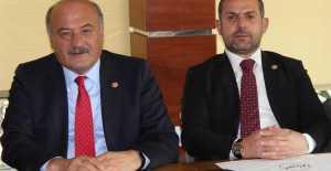 """Erzincan Milletvekilleri: """"Belediye Başkanımızın Önünü Açtık"""""""