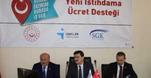Erzincan#039;da İstihdam seferberliği
