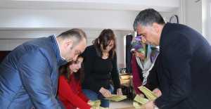 Erzincan'da oy verme işlemi sona erdi