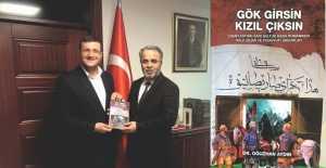 Oğuzhan Aydın'ın 'Gök Girsin Kızıl Çıksın' kitabı çıktı