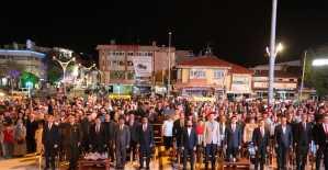 bErzincanda, 19 Mayıs Atatürkü Anma Gençlik ve Spor Bayramı etkinlikleri/b