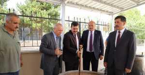 Vali Arslantaş: Kardeşlik içerisinde Muharrem ayı orucunu idrak ettik