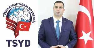 TSYD Türkiye#039;nin en önemli basın kuruluşudur hiçbir zaman yalnız değildir