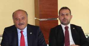 """Erzincan Milletvekilleri: Belediye Başkanımızın Önünü Açtık"""""""