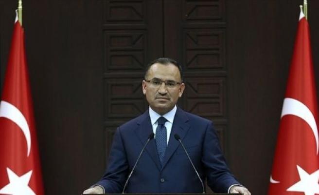 Başbakan Yardımcısı Bozdağ: Zeytin Dalı Harekatı'nda algı operasyonlarına karşı uyanık olmalıyız