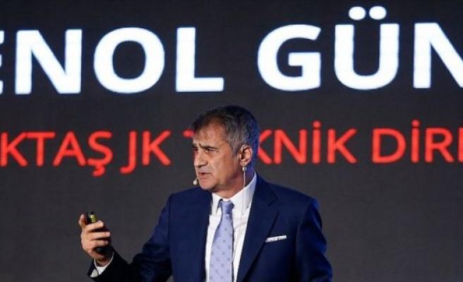 Beşiktaş Teknik Direktörü Güneş: Ürettiğimiz oyuncuyu değersiz kılıyoruz