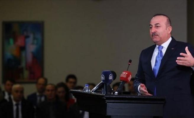 Dışişleri Bakanı Çavuşoğlu: İnsanların hayatlarını normalleştiriyoruz