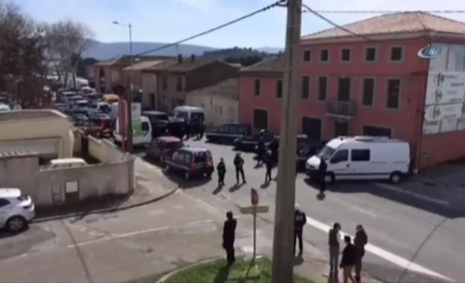 Fransa'daki saldırıda yaralanan polis hayatını kaybetti
