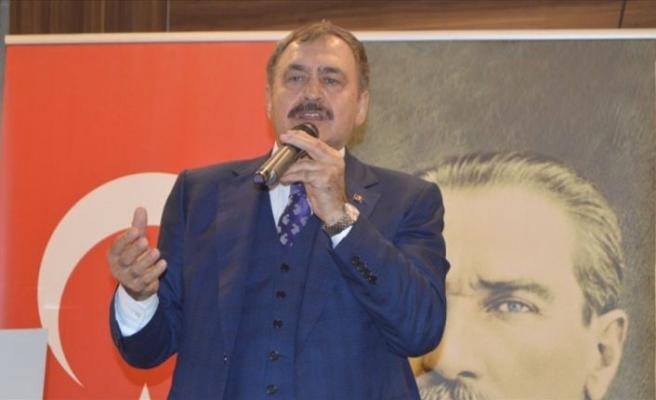 Orman ve Su İşleri Bakanı Eroğlu: Maalesef şer güçler hep birlikte plan yapıyor