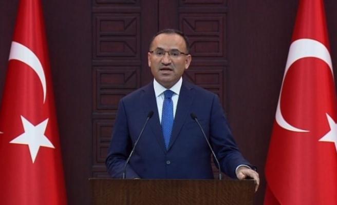 """""""Cumhurbaşkanı Erdoğan ile Devlet Bahçeli görüşmesini bekleyin"""""""