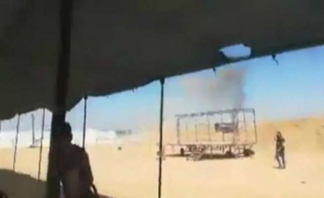 İsrail bir kez daha saldırdı