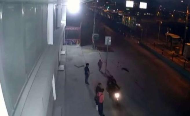 İstanbul'da motosikletli kapkaç çetesi