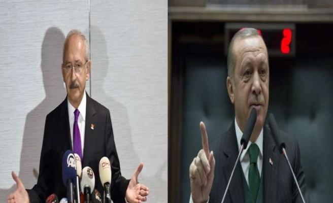 Kılıçdaroğlu, Erdoğan'a 95 bin TL tazminat ödeyecek