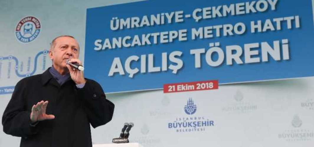 """Erdoğan'dan """"Cemal Kaşıkçı"""" ve """"af"""" açıklaması"""