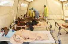 Koleradan ölenlerin sayısı 97'ye çıktı
