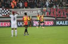 Beşiktaş Göz'e geldi