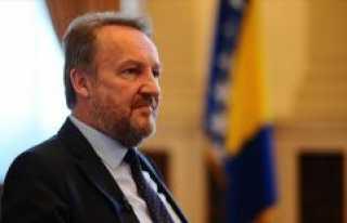 Boşnak lider İzetbegovic: Bosna Hersek Türkiye'nin...