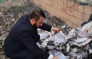 Irak'ta seçim sandıkları yangınında yeni tutuklama...