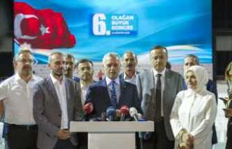AK Parti'de kongre hazırlıkları tamamlandı