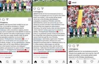 Eto'o'dan Antalyaspor ve Konyaspor'a teşekkür mesajı